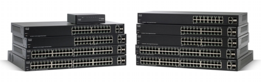 Cisco 250 Series Smart Switches