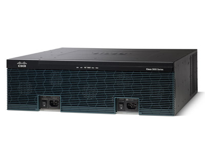 Cisco Router 3900 Series