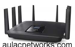 Linksys EA9500 Max-Stream™ AC5400 Tri-Band WI-FI Router
