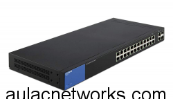 Linksys LGS326 26-Port Gigabit Smart Switch