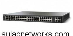 Cisco SF350-48 48-Port 10/100 Managed Switch