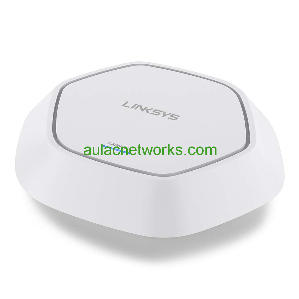 Linksys LAPN600 Access Point Wireless WI-FI Dual Band 2.4 + 5GHZ N600 With POE