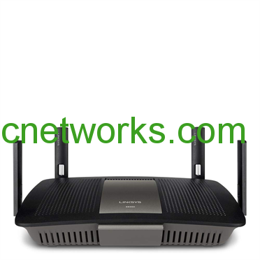 LINKSYS E8350 AC2400 DUAL-BAND WIRELESS ROUTER